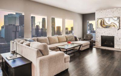 Convierte tu casa en un espacio acogedor
