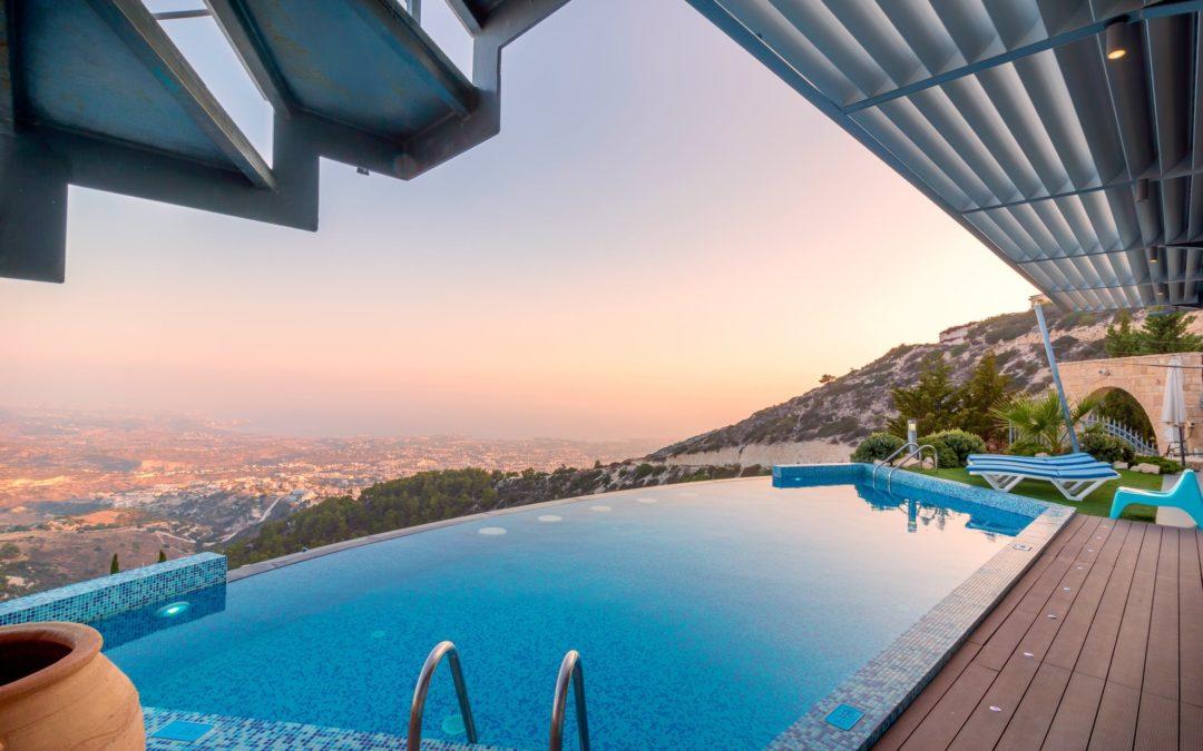 Tipos de piscinas para tu jardín