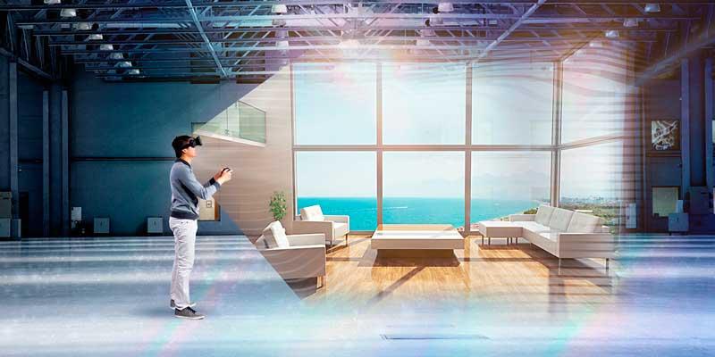 La llegada de la realidad virtual en la construcción