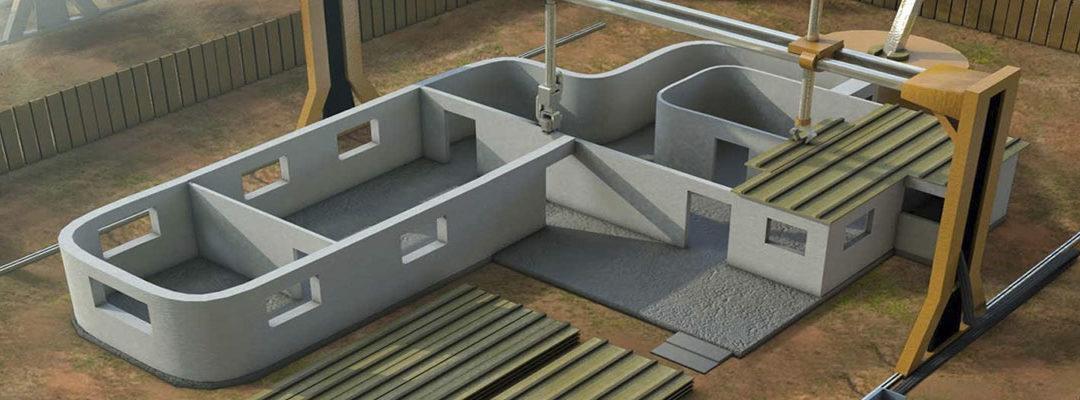 IMPRESIÓN 3D EN LA CONSTRUCCIÓN DE VIVIENDAS